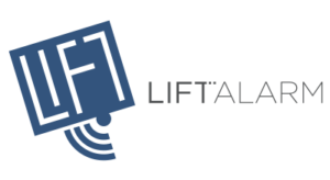 Lift alarm logo