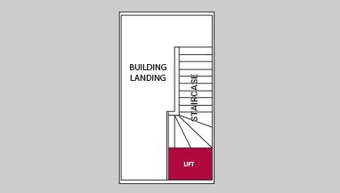 Ugradnja lifta pozicija 4